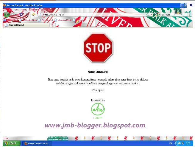 Tips Membuka Situs Yang Di Blokir Oleh Nawala, Telkom, AHA